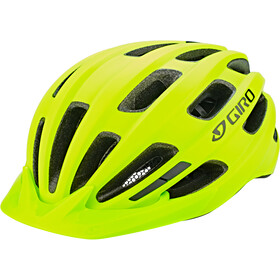 Giro Register Casco, highlight yellow